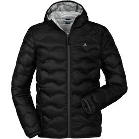Schöffel Keylong Manteau en duvet Homme, black